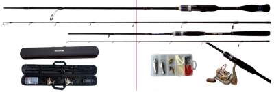 Lure Fishing set --路亚套装